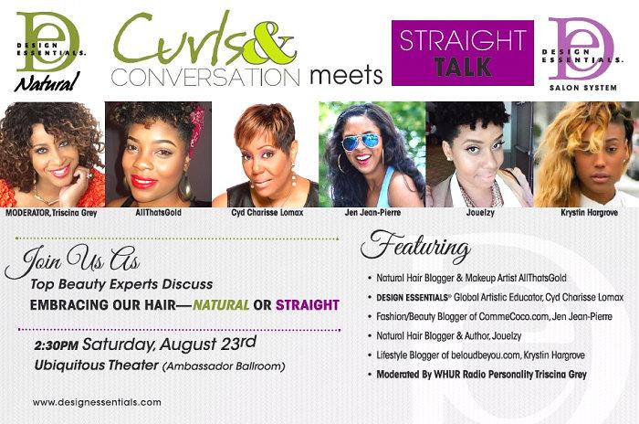 CC Ubiquitous Flyer edit - Ubiquitous Hair and Health Trade Show