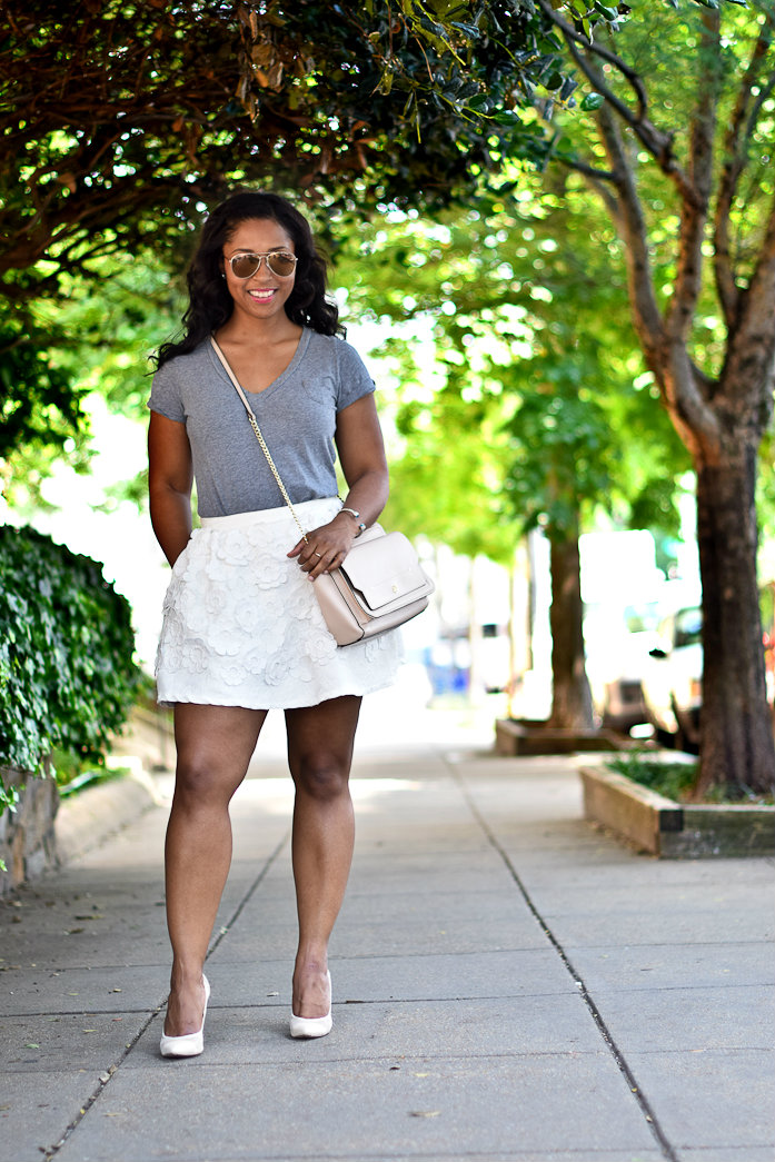 dc street style - ChicWish and Reflecting