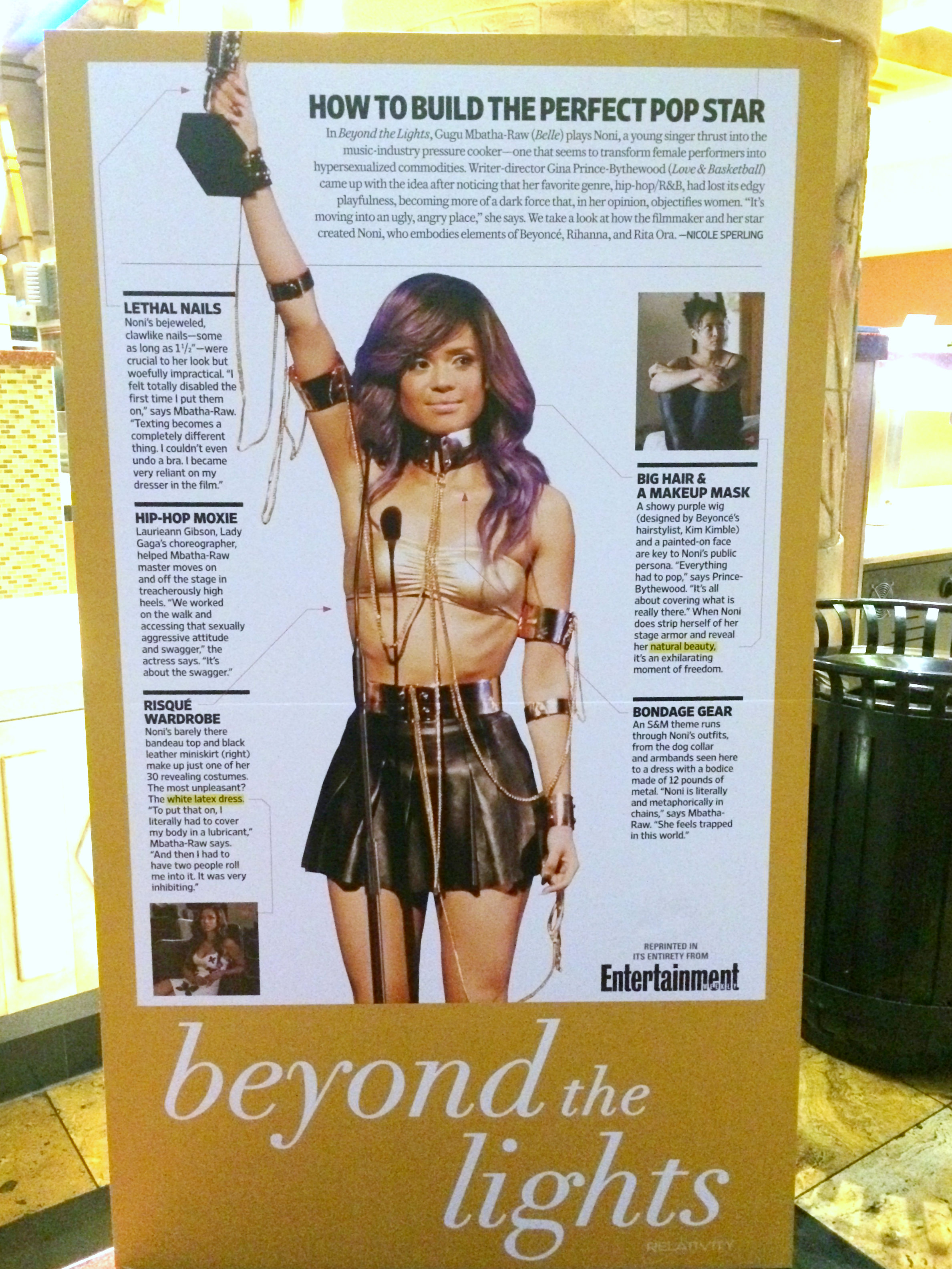pop star - Beyond The Lights: Review