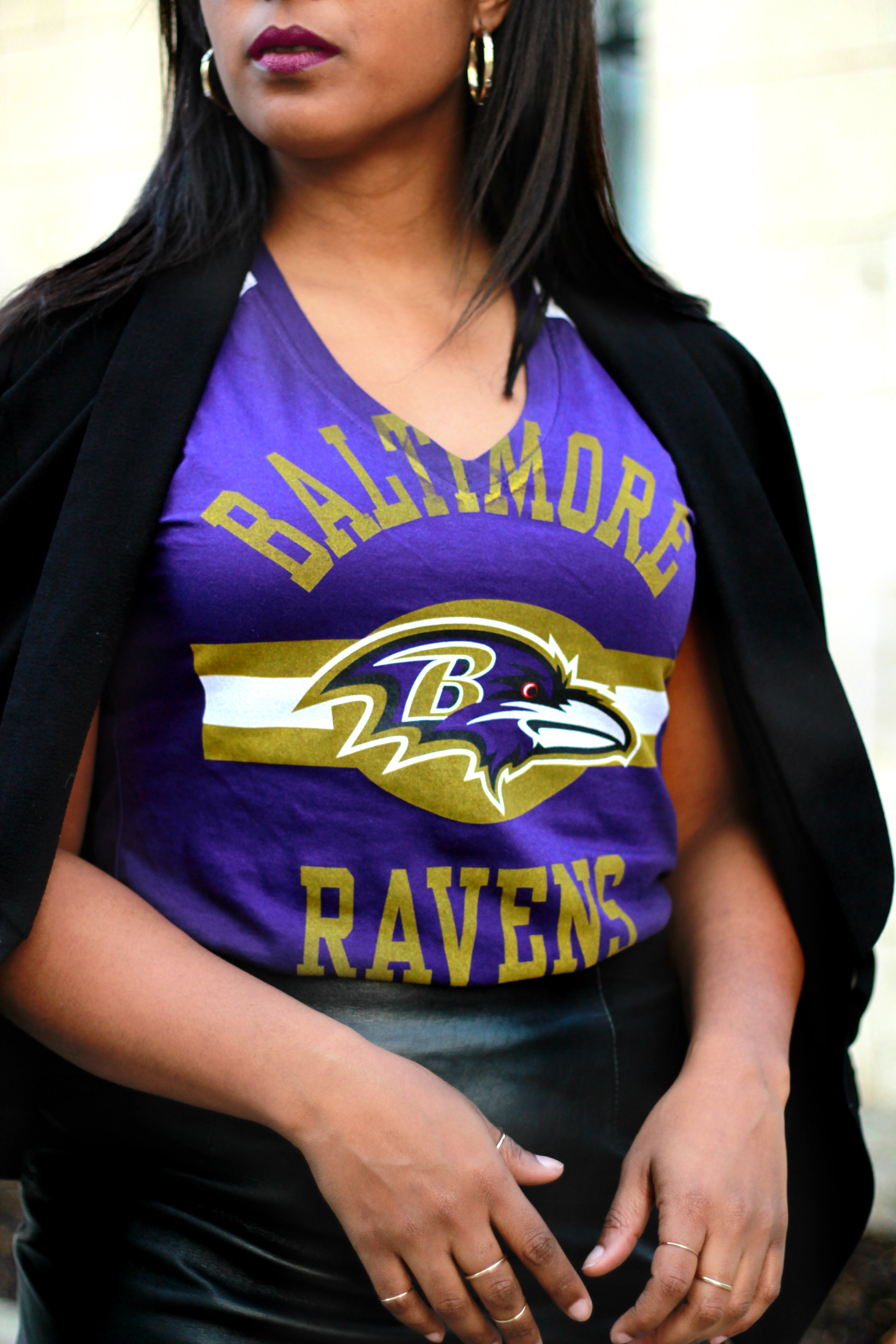 nfl baltimore ravens - Ravens Football and Majestic Athletic