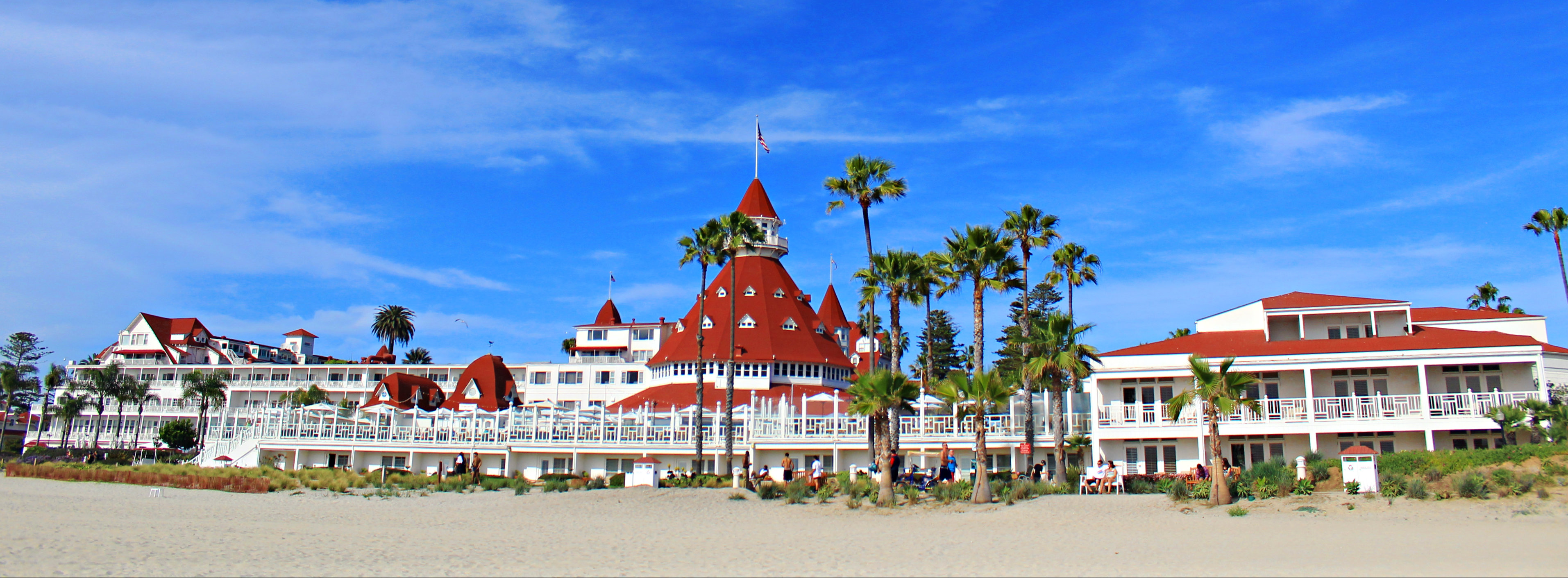 comme coco hotel del coronado beach - Travel Diaries: San Diego