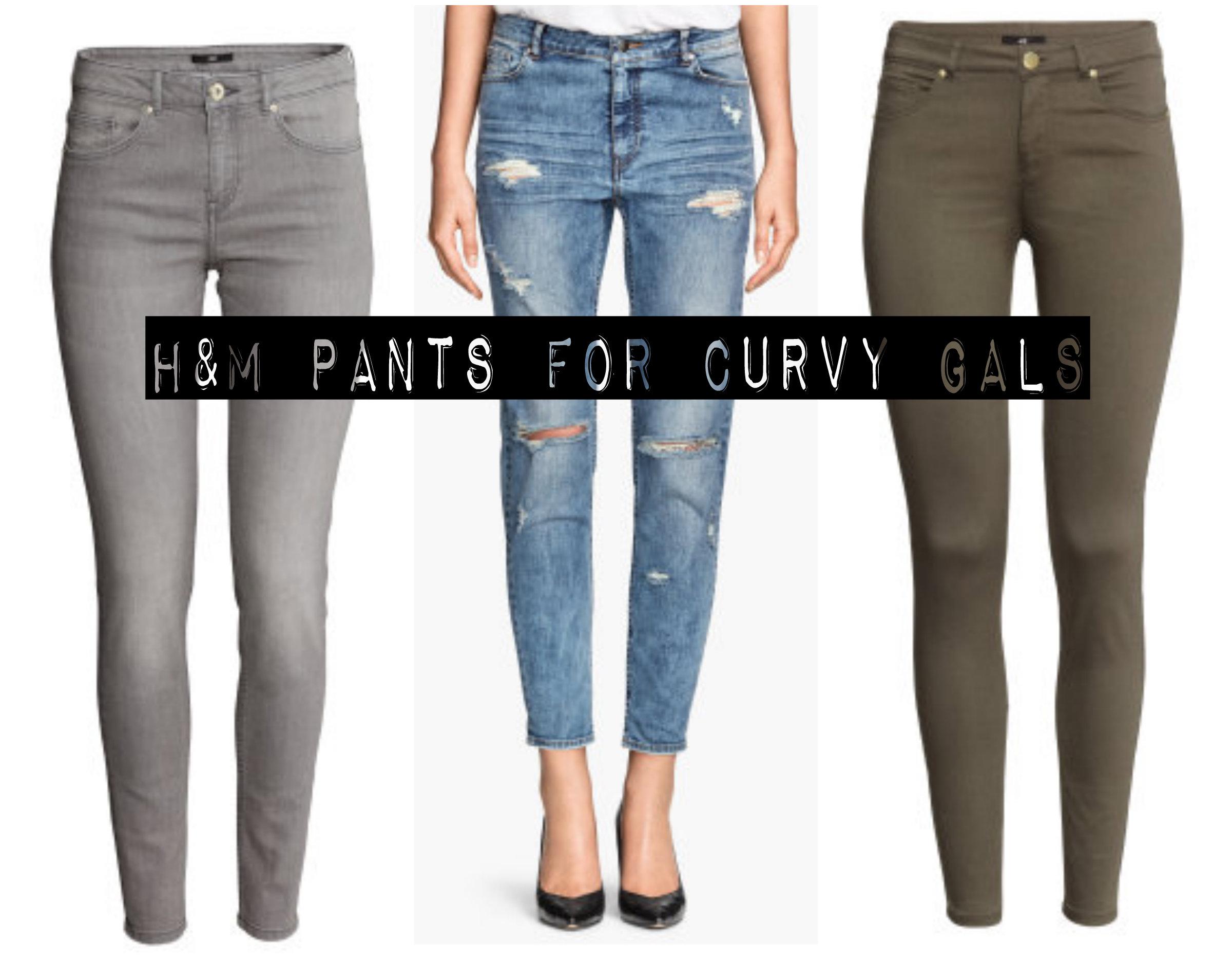 Hm Pants - H&M Pants that Fit Curvy Thighs