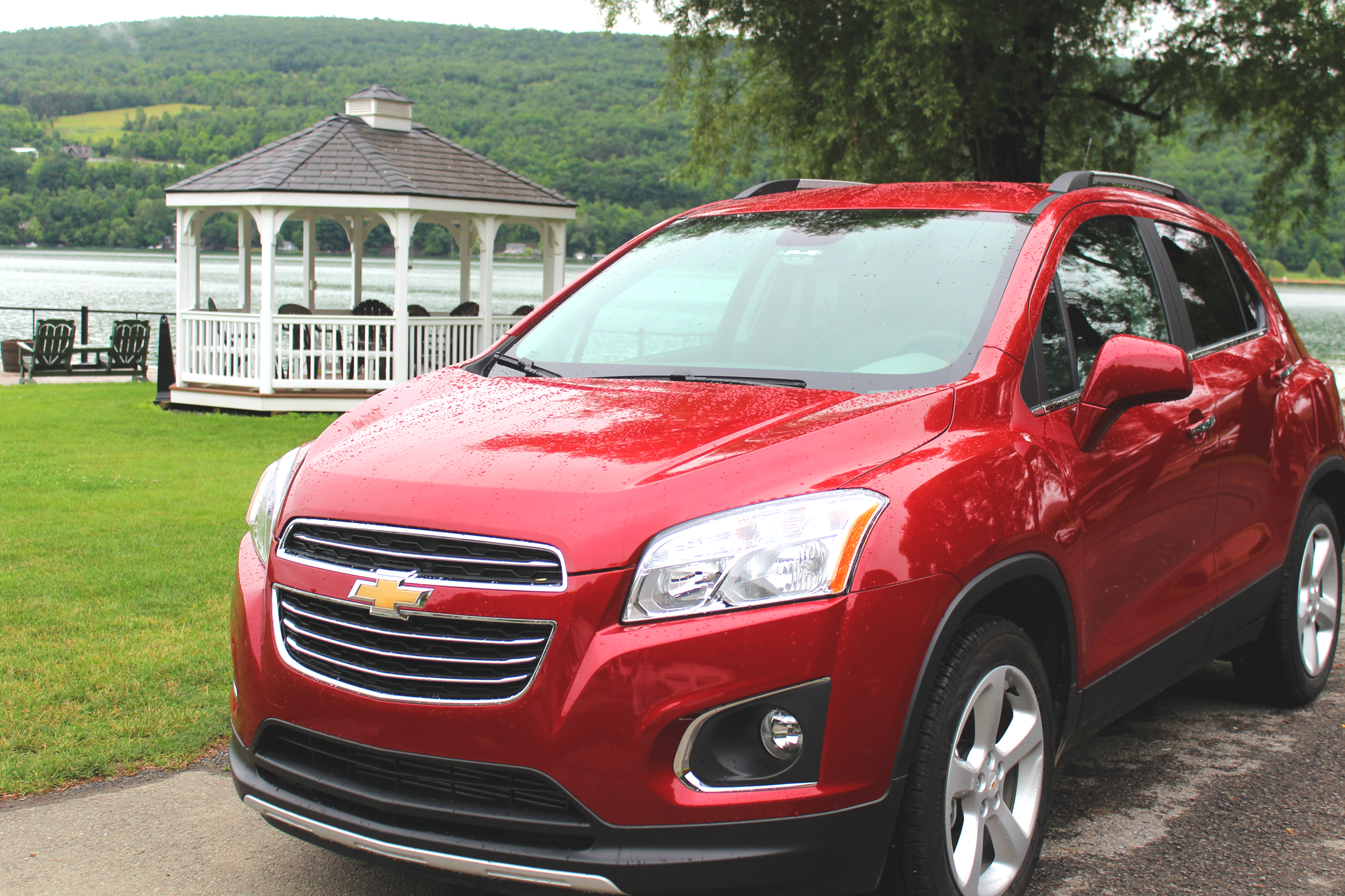 Best Compact SUV - Chevrolet Trax Review
