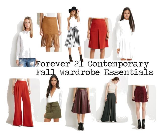 screenshot www.polyvore.com 2015 09 16 17 03 43 - Fall Wardrobe Essentials from Forever 21 Contemporary
