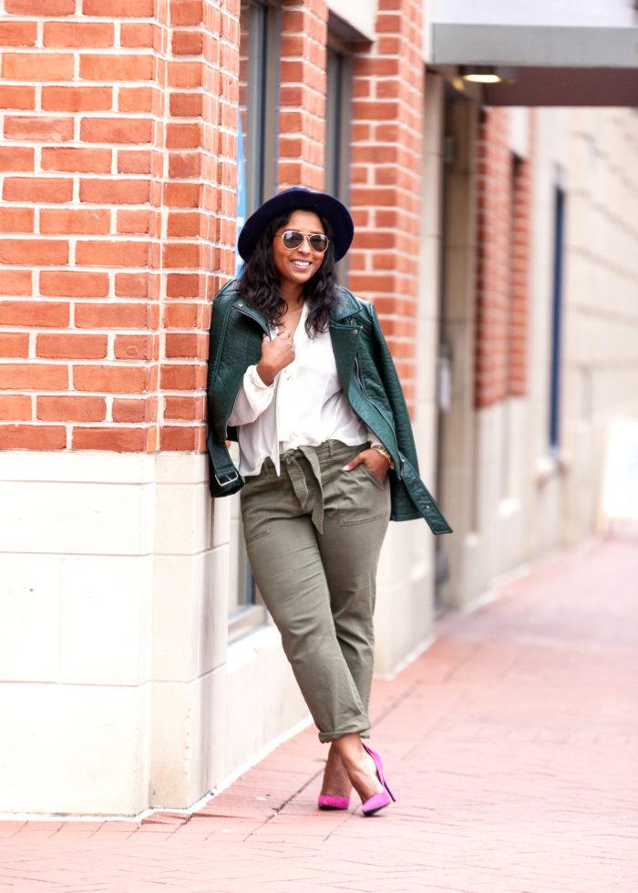 Comme Coco Fashion Blogger