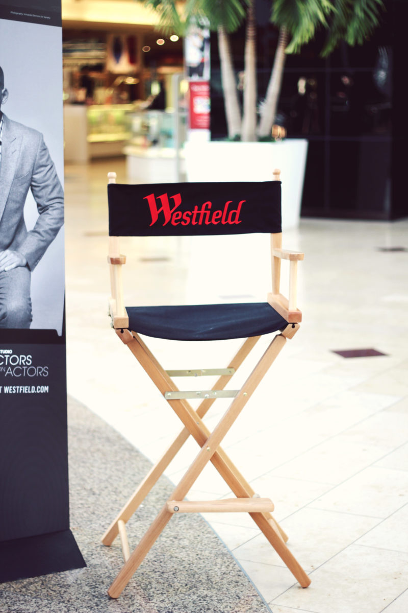westfield and variety and actors on actors