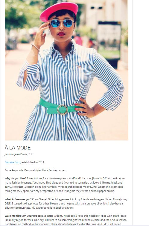 baltimore style feature - Baltimore Style Magazine Interview Clarification Post