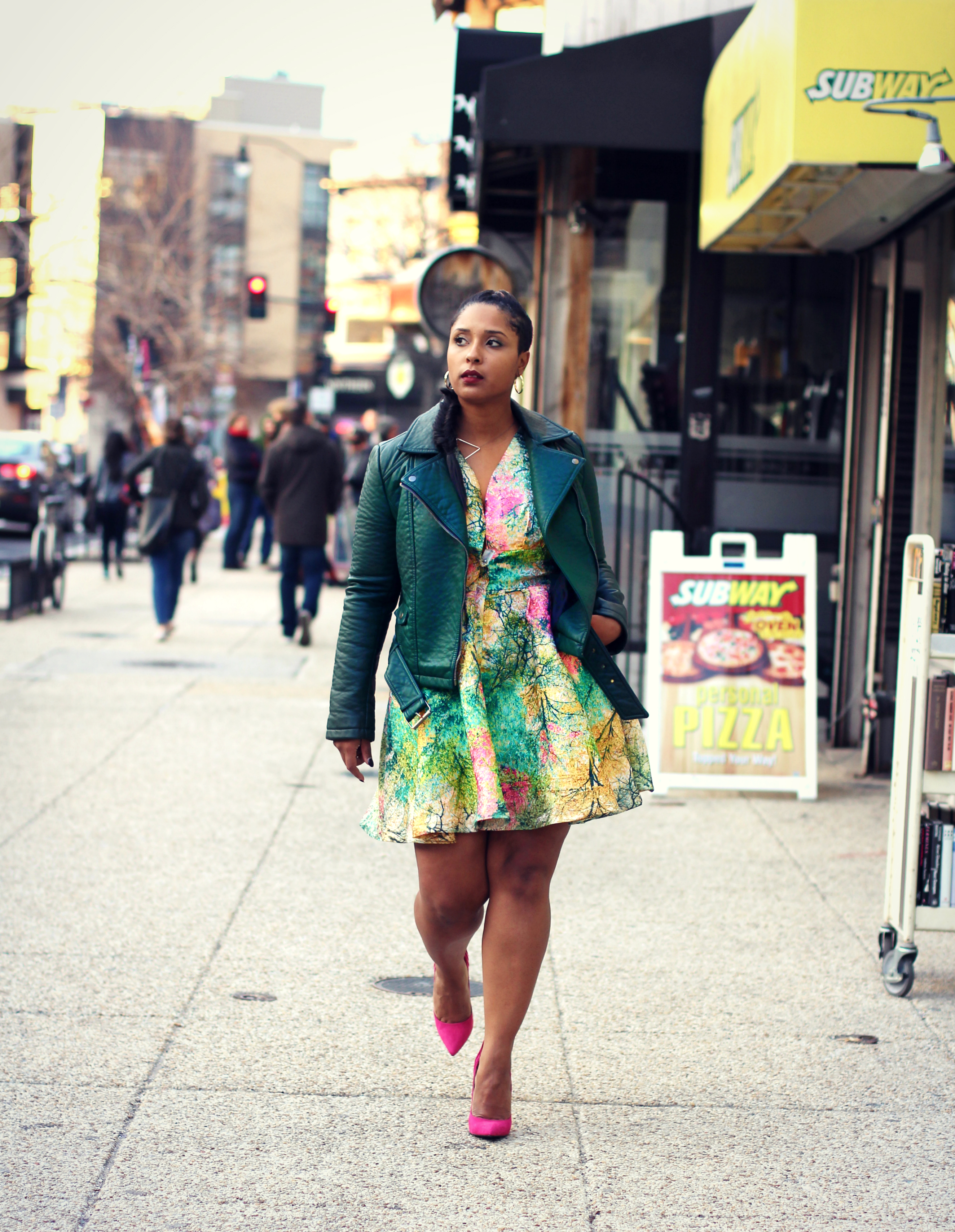 jennifer jean pierre of comme coco - The Perfect Dress