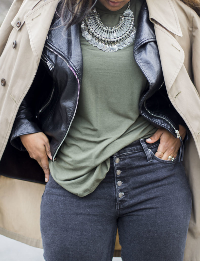 top dc blogger fall street style 2 810x1059 - High Waist Jeans