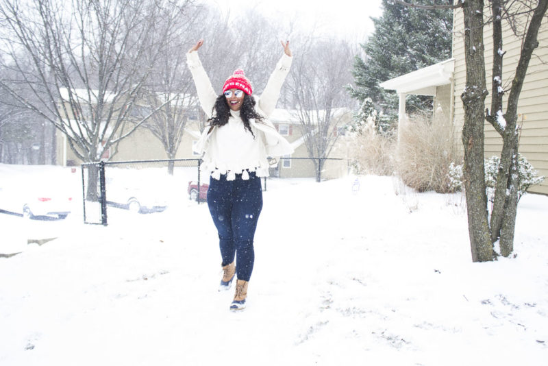 IMG 2593 800x534 - Self Portraits and Snow Day Style