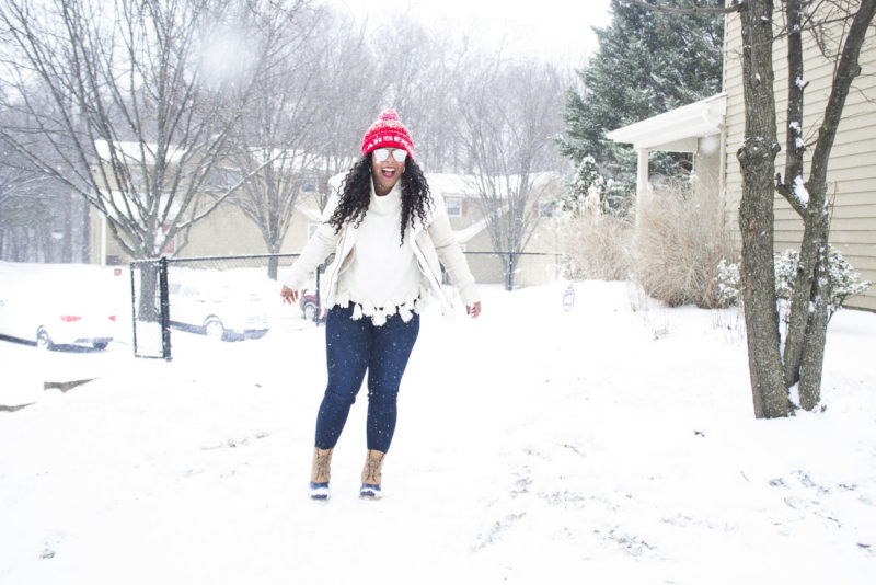 style in the winter by top dc blogger 10 800x534 - Self Portraits and Snow Day Style