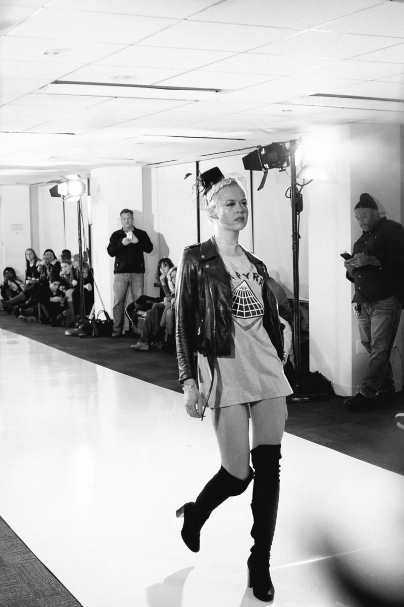 crystal couture behind the scenes black pyramid fashion show 4 800x1200 - All Black Outfit at Crystal Couture
