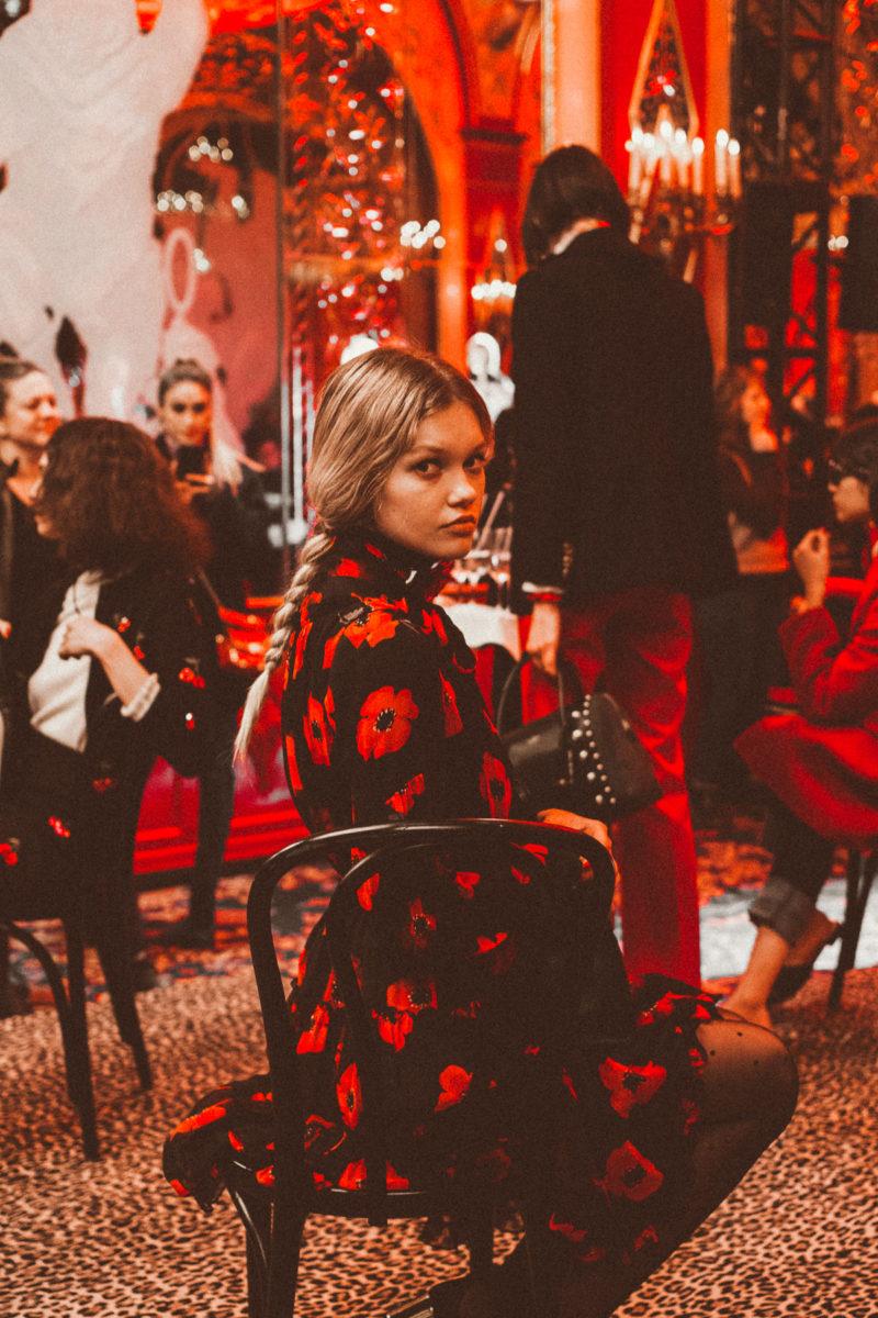 kate spade ny nyfw fashion week 2017 russian tea room