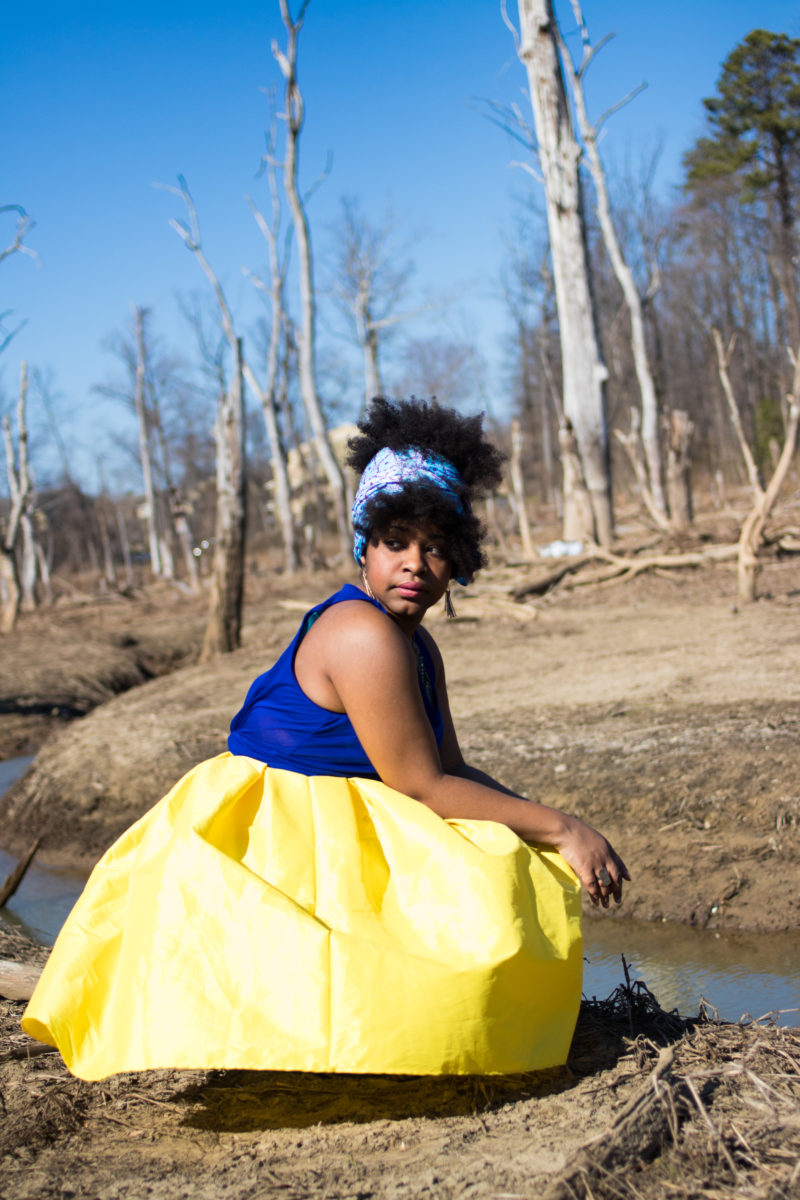 top dc blogger curvy girl in the wilderness style black girl magic 12 800x1200 - Epic Sister Magic