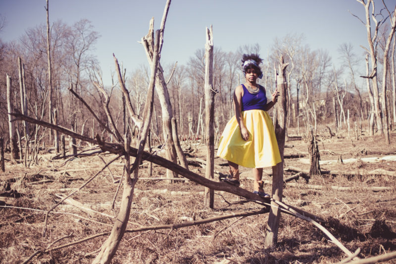 top dc blogger curvy girl in the wilderness style black girl magic 21 800x533 - Epic Sister Magic