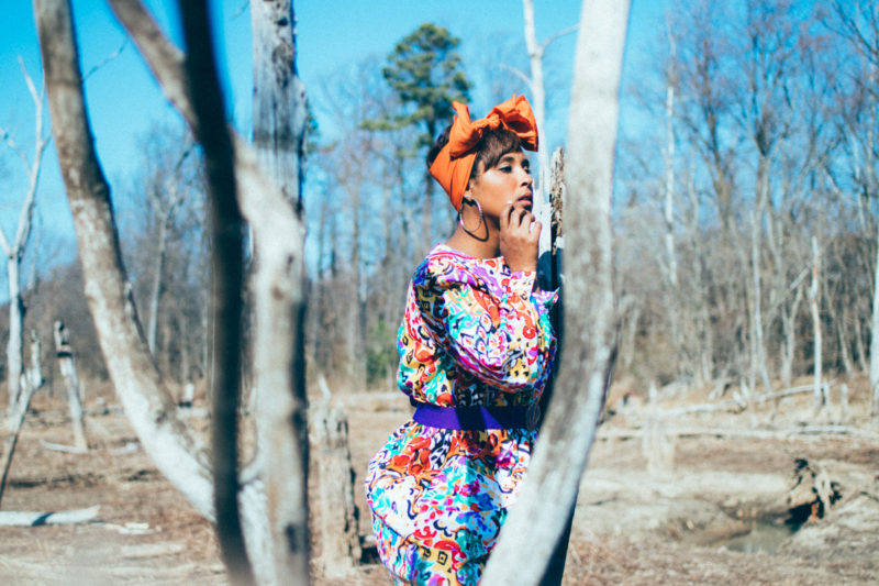 top dc blogger curvy girl in the wilderness style black girl magic 33 800x533 - Epic Sister Magic