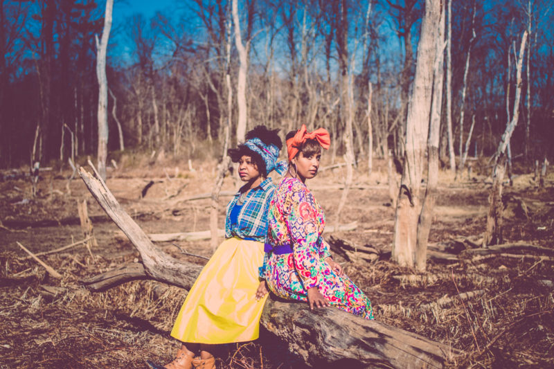 top dc blogger curvy girl in the wilderness style black girl magic 40 800x533 - Epic Sister Magic
