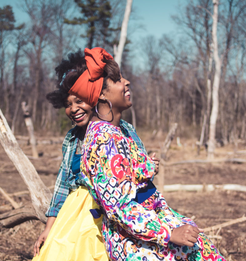 top dc blogger curvy girl in the wilderness style black girl magic 44 1 800x848 - Epic Sister Magic