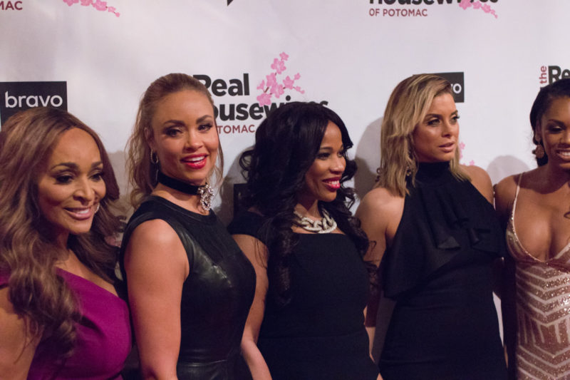 real housewives of potomac premiere party in dc at bliss nightclub 21 800x533 - Real Housewives of Potomac Season 2 Premiere Party