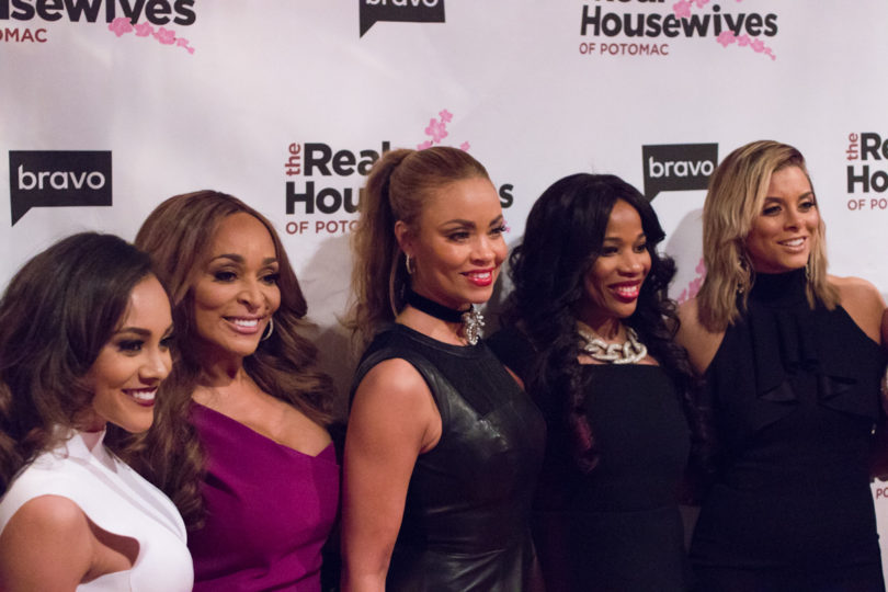 real housewives of potomac premiere party in dc at bliss nightclub 22 810x540 - Real Housewives of Potomac Season 2 Premiere Party