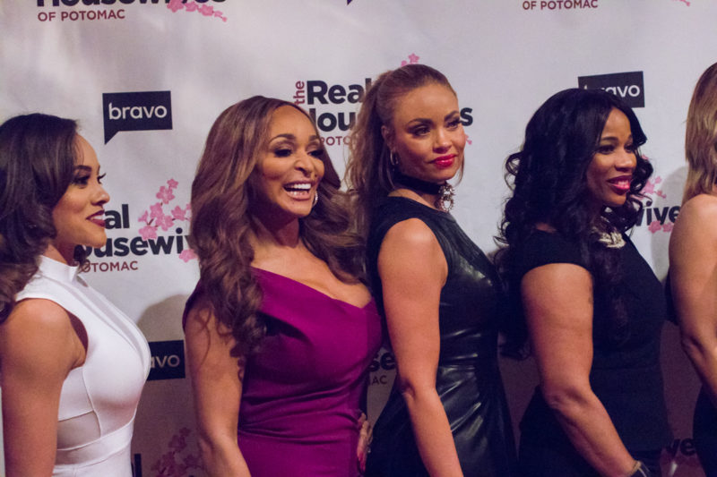 real housewives of potomac premiere party in dc at bliss nightclub 23 800x533 - Real Housewives of Potomac Season 2 Premiere Party