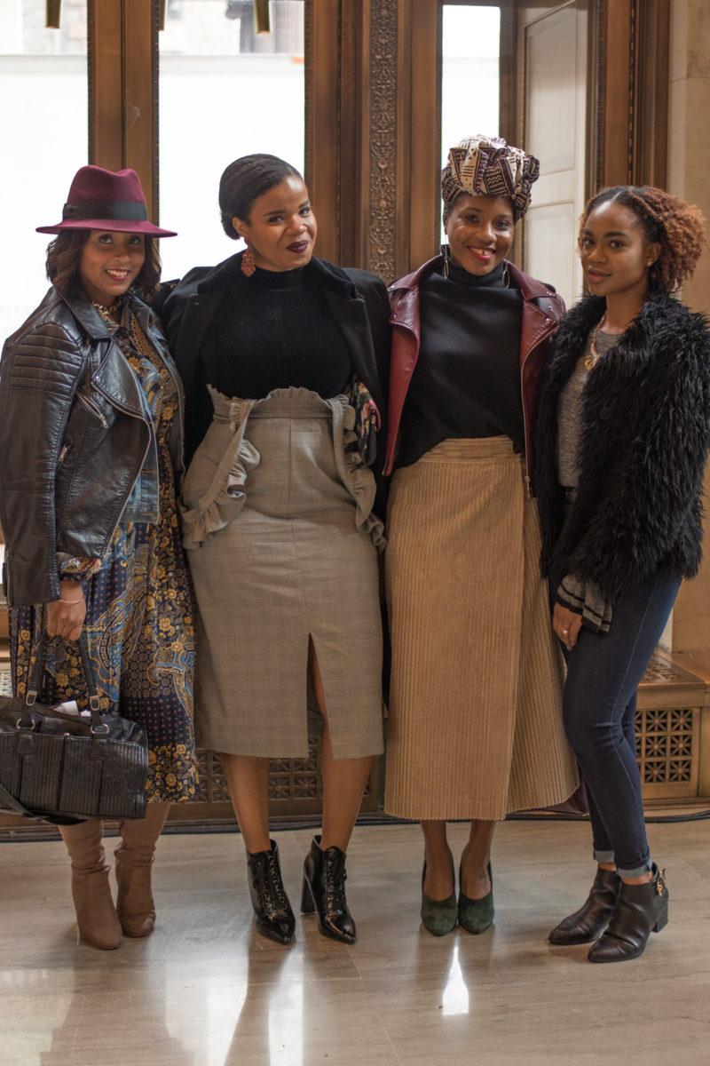 top black bloggers at nyfw 800x1200 - NYFW Outfit #2