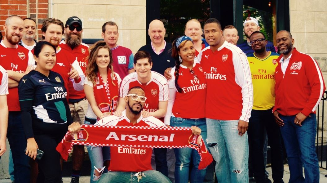 arsenal - Comme Coco Travels: A 48 hour trip to London