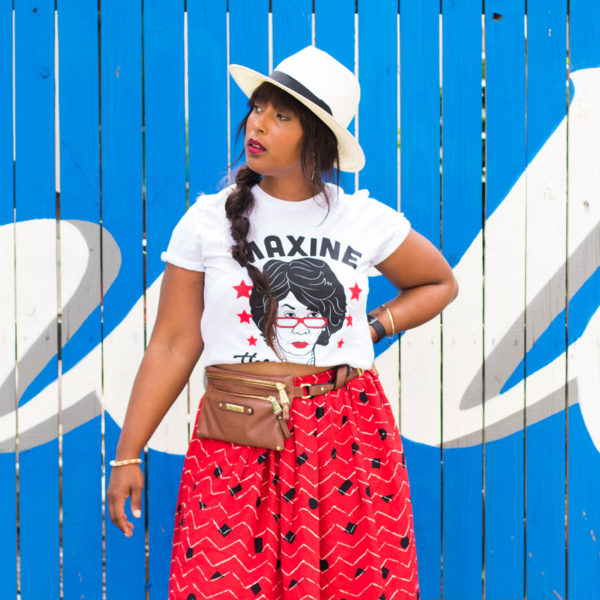 top dc blogger wearing tees in the trap 8 600x600 - Logan Circle and Shaw Neighborhoods of DC