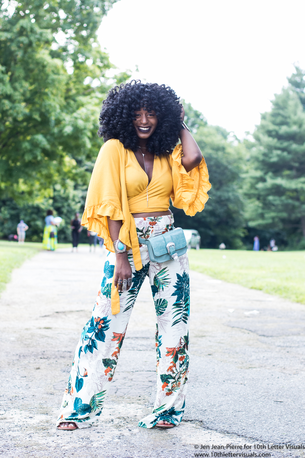 best style at curlfest