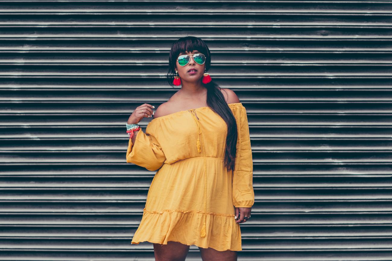 the top washington dc fashion blogger