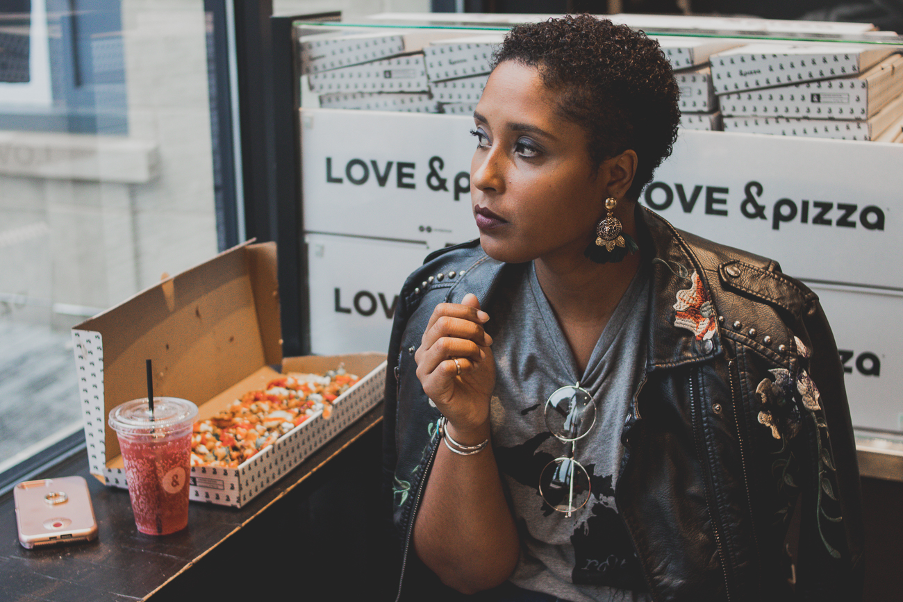 a top dc blogger love affair with pizza and leather jackets