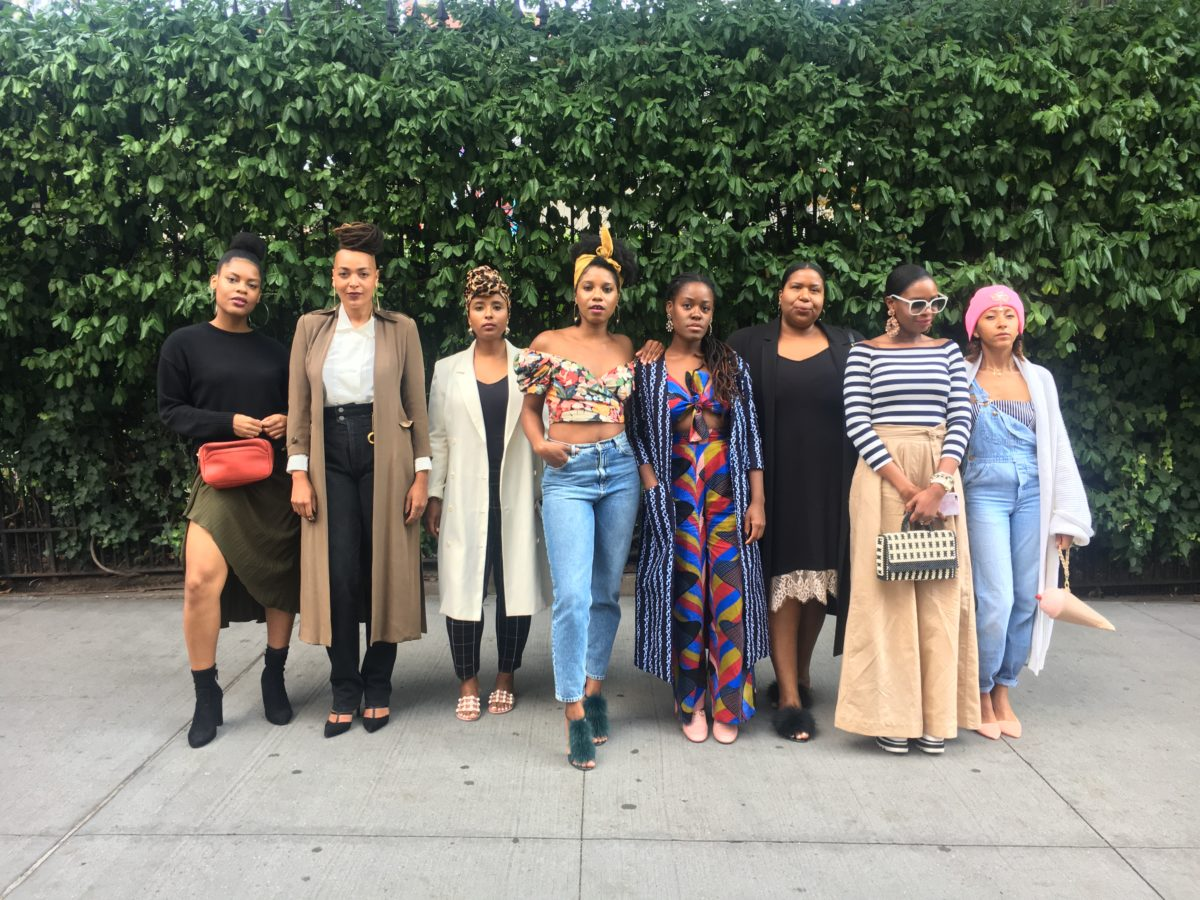 the best fashion bloggers in NYC