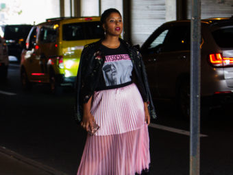 top dc style blogger at nyfw 6 340x255 - NYFW Day 1 Outfit