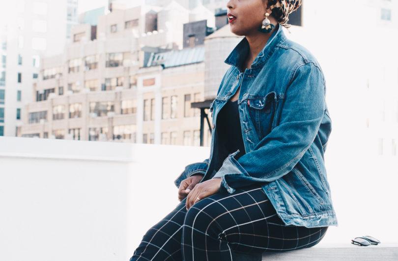 Top DC fashion blogger styling j.jill pieces fashion