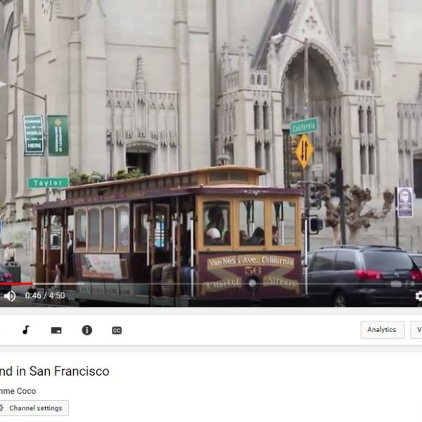 youtube 7 600x600 - A weekend in San Francisco