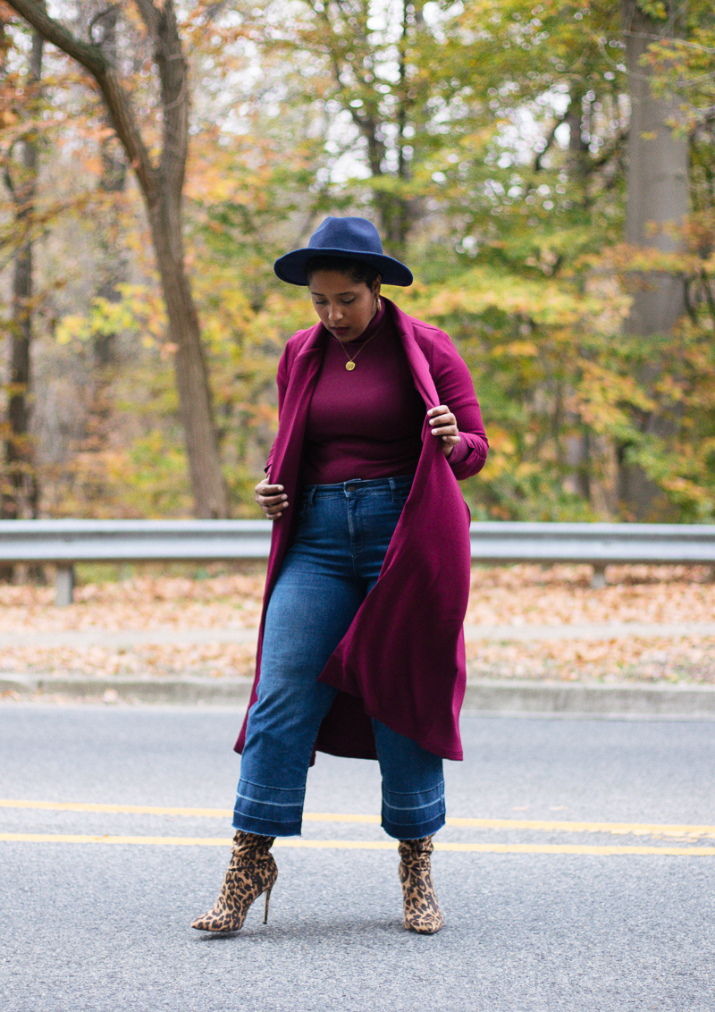 Top DC curvy style blog wearing fall trends leopard 10 - Favorite tools to make blogging easier