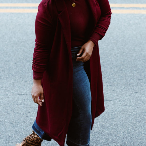 Top DC curvy style blog wearing fall trends leopard 28 600x600 - Favorite tools to make blogging easier