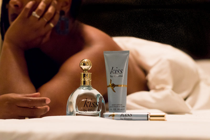top dc influencer kiss by riri fragrance
